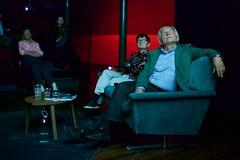 Frans Bromet  bij ArtTube on Stage