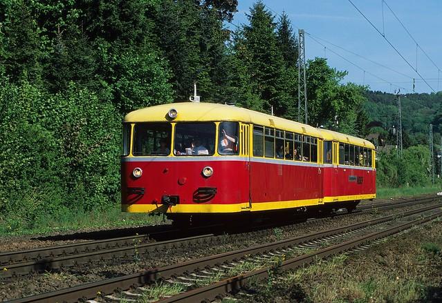 KBEF VT 12 + 13 Oberwinter  12.05.01  ( Nagelschmidt )