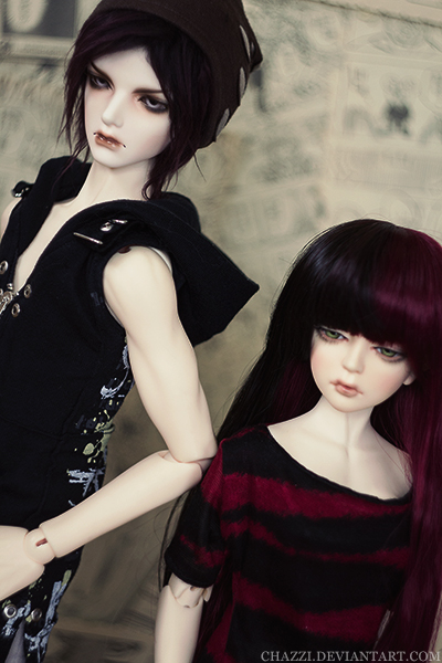 Melissa: Dollgru 12, Trent: Luts Abadon