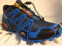 cross training shoe, outdoor shoe, bicycle shoe, running shoe, footwear, shoe, athletic shoe, blue,