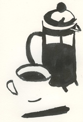 coffeepot by Bricoleur's Daughter
