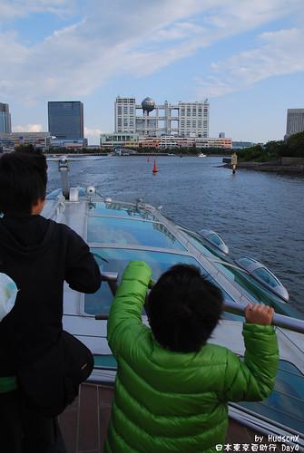 航向富士電視台