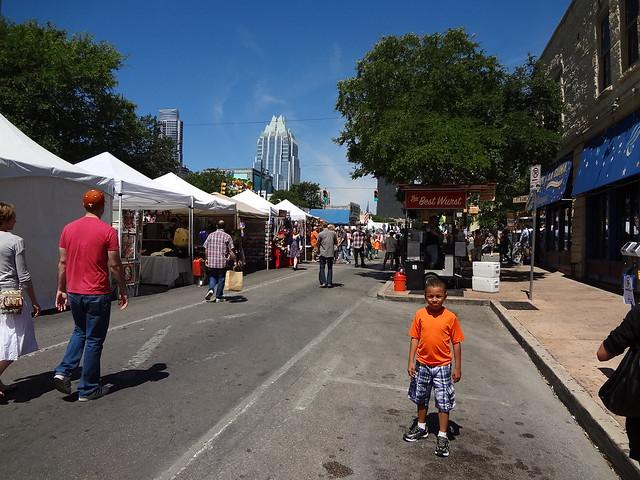 Austin Street Fair