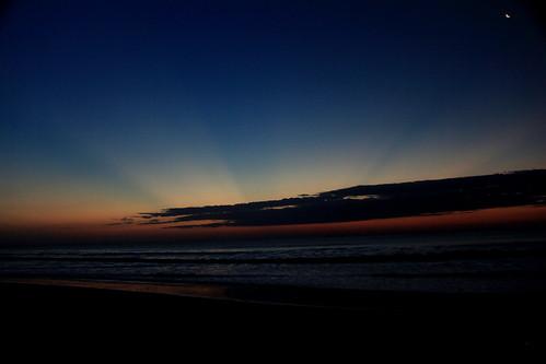 moon sunrise canon cocoabeach 60d mygearandme blinkagain welshjj smilinghorsephotography