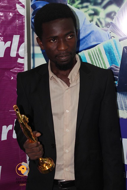 8728605825 24741a2931 z Photos: Funny Face, Rahim Banda and other winners finally get their Ghana Movie Awards statuettes