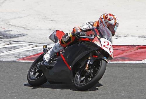 Noelia piloto de PreGP 125