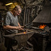 Blacksmith  (Getty) by Edd Carlile