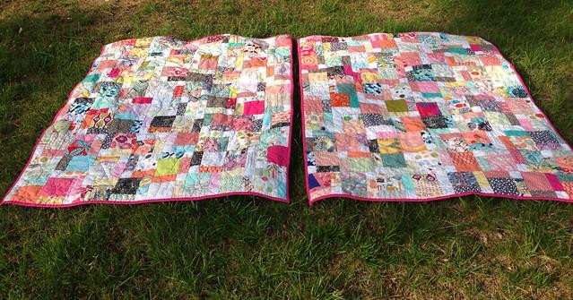 Twin Girls Cotton Bedding Set