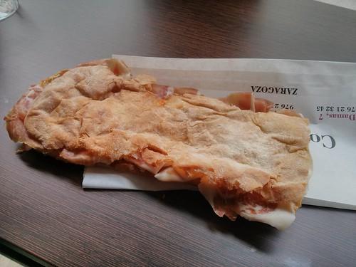 Zaragoza | ComeJamón | Bocata