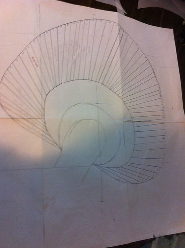 Fibonacci Floral Step 3