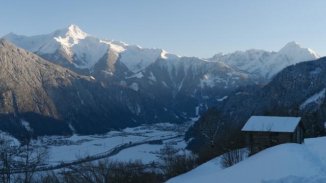 Snowy Zillertal