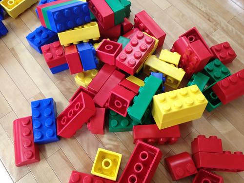 大きいレゴブロック