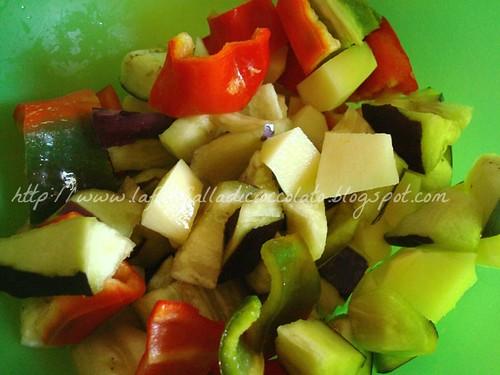 Verdure Speziate