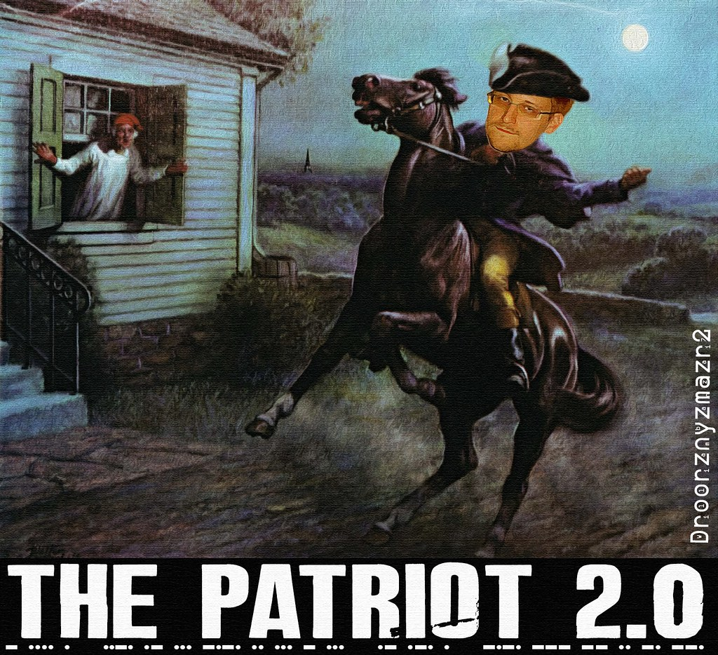 PAUL REVERE 2.0