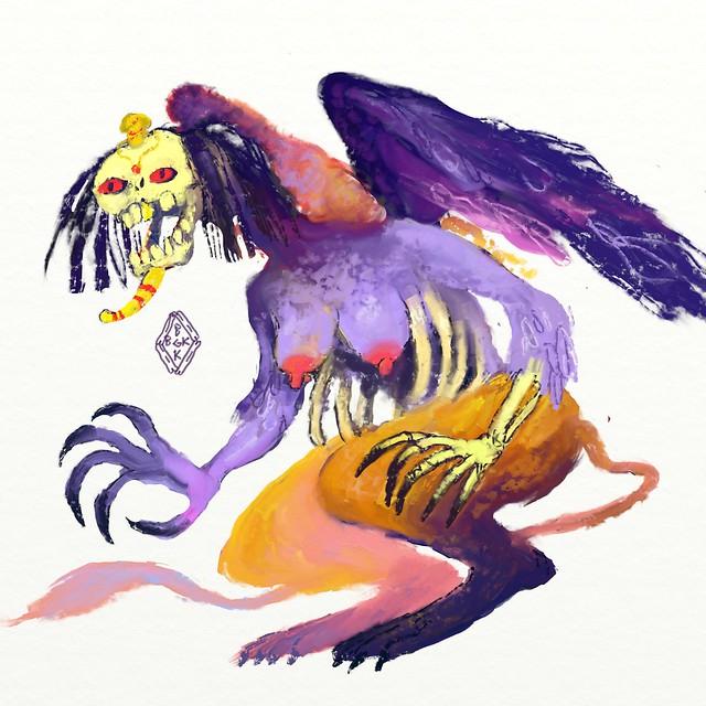 wraith-sphinx