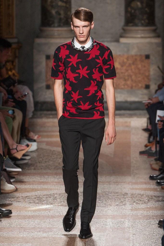 SS14 Milan Les Hommes015_Tomek Szalanski(fashionising.com)
