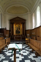 Cambridge University College Architecture