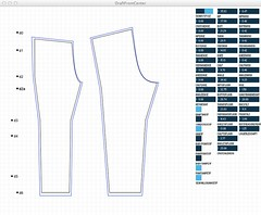 Open Fit Lab: Max's pattern
