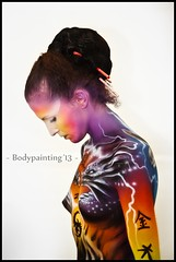 - Bodypainting´13/06 -