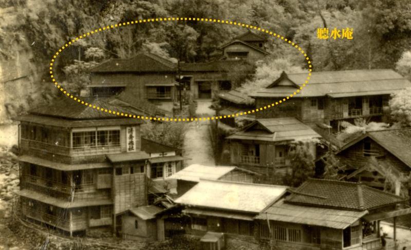 關子嶺老街小圖
