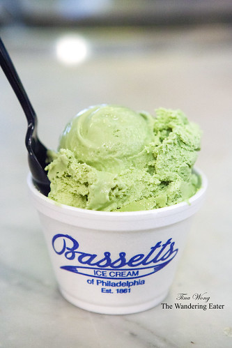 Bassetts Ice Cream - Green Tea Ice Cream
