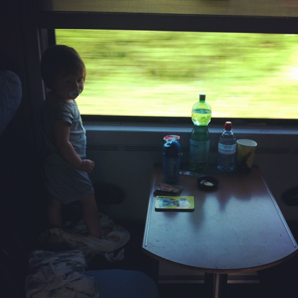on train to berlin (20juli).