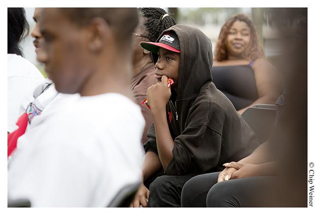 D'Aarius Robinson 12 years old