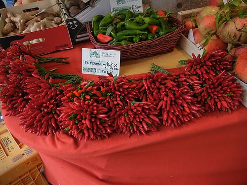 DSCN2597 _ Erbaria, Produce Market, Rialto Mercato, Venezia
