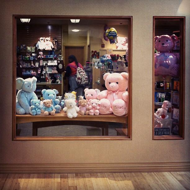 Hospital gift shop
