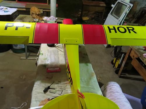 Repaginação de um Piper J-3 para um Neiva P56 C Paulistinha  9479948064_ac6edafa51