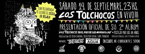 Tolchocos - Material de Prensa