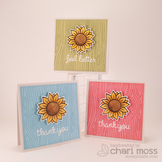SunflowerMiniCards2