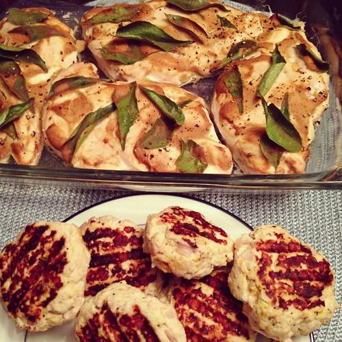 Protein food prep