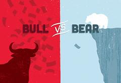 Stock market, Bull vs Bear Markets