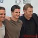 Greg Berlanti, Robbie Amell & Mark Pellegrino & Phil Klemmer - DSC_0016