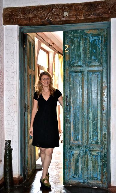Antique Doors - Panza Verde