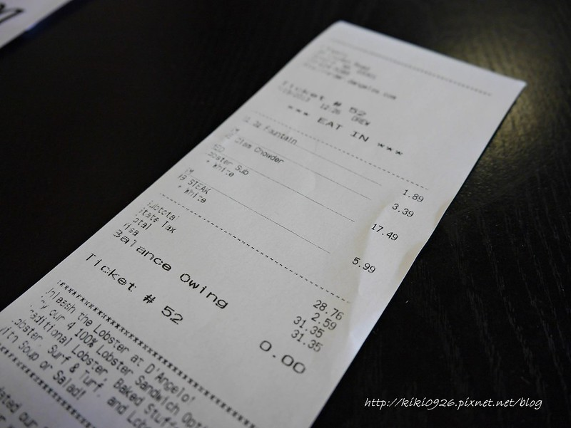 NH必吃美食-D'ANGELO龍蝦三明治