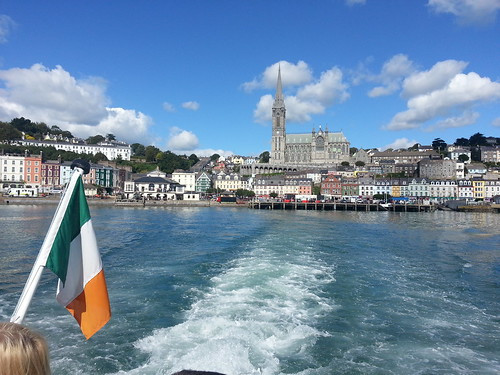 Leaving Cobh for Spike Island. by despod