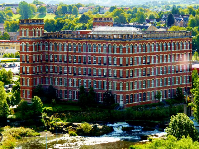 Anchor Mill, Paisley, Scotland
