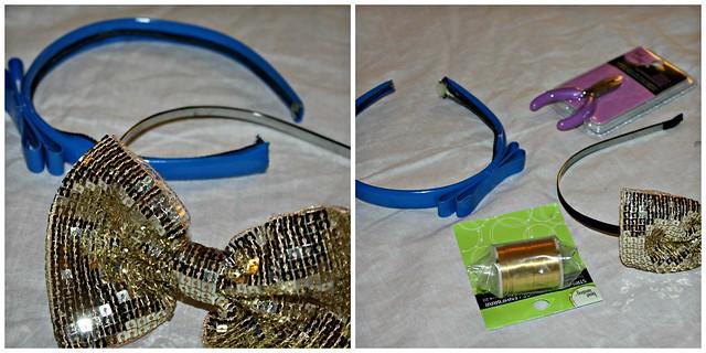 supplies diy headbands