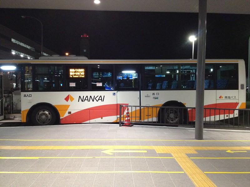 関西空港第2ターミナルバス乗り場 行き方 by haruhiko_iyota