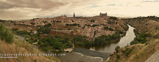 Toledo desde el sur