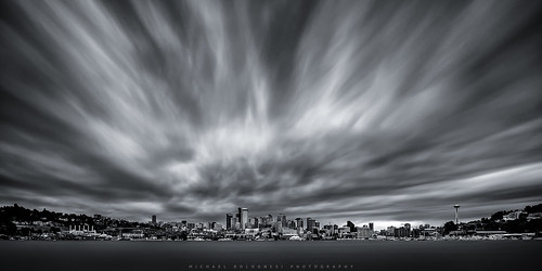 seattle city longexposure sunset skyline skyscraper washington unitedstates cityscapes lee filters dramaticsky bigstopper garworks teidemike pnwtour2013