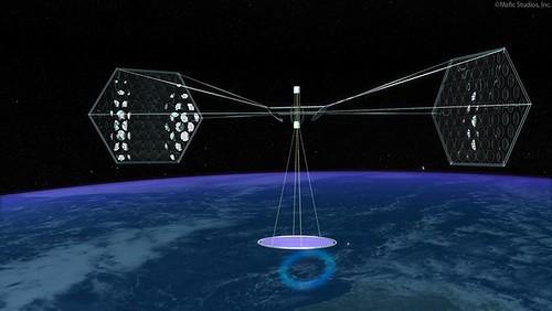 Япония запустит космическую солнечную электростанцию к 2030 году