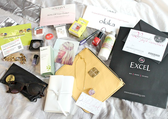 The Blogger Programme, Goody Bag, Social Network Solutions 2