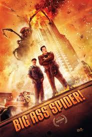 Nhện Khổng Lồ Nổi Loạn - Big Ass Spider poster