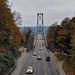 Lion's Gate Bridge, Vancouver Canada by jeslu