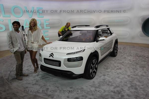 Automotivedesignclub International Citroen Re Inventing Itself