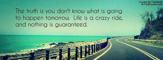 Life Quote Facebook Cover Photos