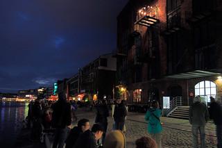 sozialpalast - Hanging TV zu Münsters Poetry 2013